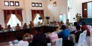 Bupati Sula Minta Masukan dari OKP