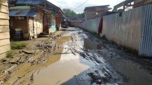 Jalan Kota Weda Memprihatinkan, Warga Desak Perbaikan Jalan