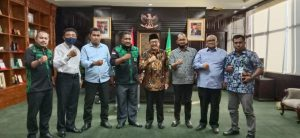 GPK Pusat Gandeng GPK Malut dan Sulsel Silaturahmi ke Wamen Agama RI