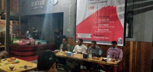Bacarita Demokrasi, LKPDMU Gelar Sosialisasi Dorong Partisipasi Pilkada