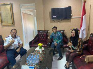 Dukung Produk Lokal UKM IKM, Nusantara Malut Dan BI Serta Bandara Sultan Babullah Siap Kolaborasi