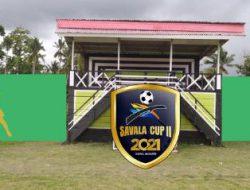 Sekretaris Dinas PUPR Halsel Beri Donasi kepada Panitia Savala Cup II