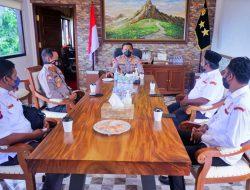Kapolda Maluku Utara Arahkan Kesiapan Penggukuhan Pengurus Pokdarkamtibmas Bhayangkara Malut