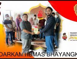 Kesiapan Ilyas Gaibu, Menyusun Pokdarkamtibmas Bhayangkara Haltim