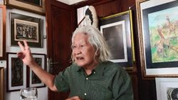Budayawan Ridwan Saidi dukung penulisan buku wisata halal Indonesia