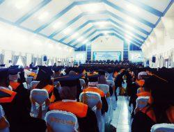 557 Sarjana UNKHAIR Ternate Diwisuda Hari ini